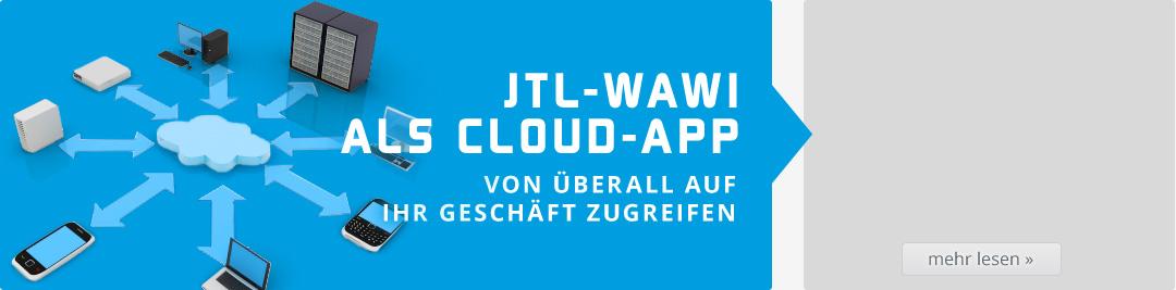 Cloud-App JTL-WaWi