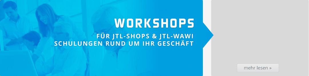 Schulungen und Workshops
